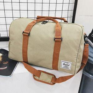 2020 New Fashion Travel bag Large Capacity duffle bag Casual simplicity Luggage Fitness sport weekend bags malas de viagem