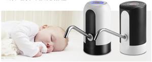 Автоматическая питьевой воды насос 2 цвета USB зарядка Портативный бутылки переключатель Электрический диспенсер воды OOA7274-2