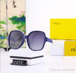 2020 Designer Sunglasses lusso occhiali da sole alla moda di qualità di modo polarizzato alta per shipping.0105 delle donne degli uomini di vetro UV400 libero
