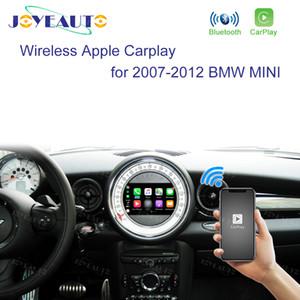 Carplay Apple wireless per BMW Mini Cooper 2008-2012 CIC Wireless Android Auto Auto Play Smart Box Interface Supporto telecamera posteriore