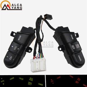 Piezas interiores Interruptores de dirección de la rueda Malcayang relés de control de audio del interruptor / botón para interruptores Honda Civic 06-11 coche relés
