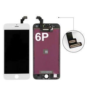 OEM iPhone 6 için Ekran artı, Dokunmatik Ekran Sayısallaştırıcı Meclisi Onarım Parçaları Mükemmel Renk Değiştirme LCD Ekran