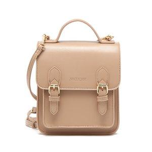 2020 new school bag backpack College lady shoulder bag messenger bag s