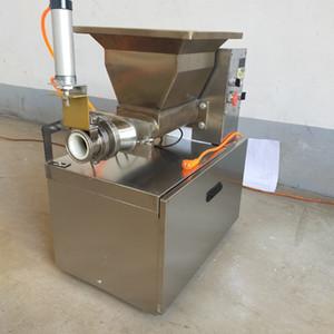 automatique en acier inoxydable pâte à pizza rond diviseuse coupe pizza machine à pâte machine à billes à vendre