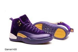 Günstige Männer Basketball-Schuhe 12 XII 12s Mensschuhe heißer Verkauf preiswerte Designer-Sport Tennis Turnschuhe online Box läuft
