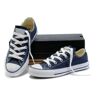 2019 New star big Size 35-45 Zapatos casuales Low top stars Zapatos de lona clásicos Zapatos de lona para hombres / mujeres