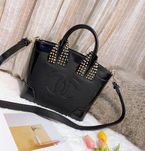 2019 été nouveau style femmes sac sac à main fourre-tout sur l'épaule bandoulière en cuir grand designer occasionnel femme Bolsas