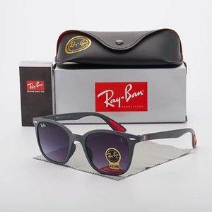 2020 Новый стиль горячей очки в стиле ретро-дизайнер 3524012 Солнцезащитные очки с коробкой деликатных очки