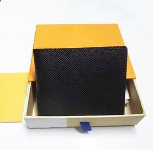 2017 diseñador de los titulares de la cartera sirve de alta calidad monedero clásico de la firma Monedero regalos para los hombres las mujeres del diseñador bolsos de embrague con el envío libre