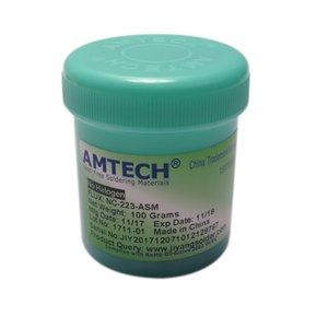 100% Original AMTECH de SMT / SMD BGA RMA-223-UV à souder à souder Flux Pâte pour PCB Rework rebillage Outils de réparation soudage