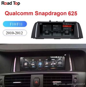 BMW의 시리즈 5 F10 / F11 자동차 2011 -2012 터치 스크린 스테레오 대시 멀티미디어 플레이어 (10) .25 안드로이드 9 0.0 O를 GPS 네비게이션 디스플레이