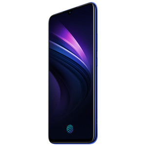 "Vivo d'origine iQOO Neo 4G LTE Cell Phone 6 Go RAM 64 Go 128 Go ROM Snapdragon 845 Octa base 6,38"" Plein écran 12MP ID d'empreintes digitales Téléphone mobile"