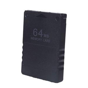 Черный 64M карты памяти Save Game Data Стик для Sony Playstation 2 PS2 10000, 30000, 50000, 70000, 90000