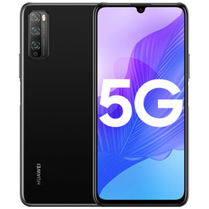 "Huawei original de disfrutar de 20 Pro teléfono móvil 5G 8 GB de RAM 128 GB ROM MTK 800 Octa Core 6.5"" Teléfono 48.0MP AI huellas dactilares ID celular inteligente de pantalla completa"