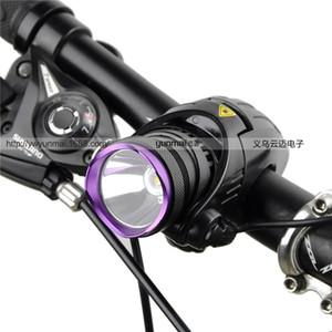 Xml T6 Iluminación voluntaria Automative T6 Light Headlights T6 Bicycle Headlight