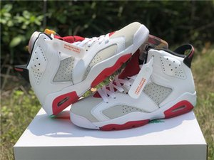 wholesale con la caja 2020 Nuevo 6 VI Hare 6s HOMBRES mujeres zapatos de baloncesto de las mujeres zapatillas deportivas zapatillas de deporte de calidad superior tamaño 36-47