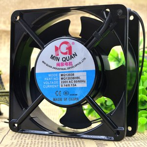 For New MQ12038HBL2 HSL2 220V 12CM Axial Fan Industrial Chassis Fan