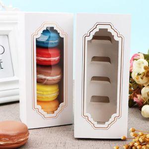 5 컵 과자 포장 서랍 상자 뜨거운 새로운 창 Macaron 케이크 초콜렛 상자 Macaron 포장 무료배송