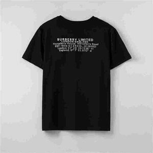 2020 Summer Hommes T-shirt de luxe de Hommes Femmes T-shirts avec des lettres de mode Marque T-shirt des hommes Hauts Vêtements 2 couleurs