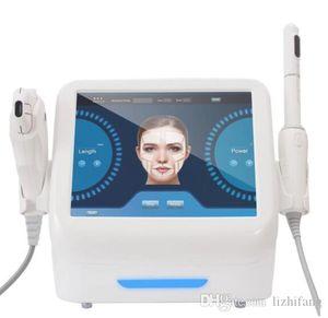 3 in 1 HIFU Vaginal Anzugsmaschine Falten Entfernung Gesicht Lift Körper Abnehmen Fett Reduzieren Sie Vagina Verjüngung mit 5 Köpfen Schönheitsmaschine