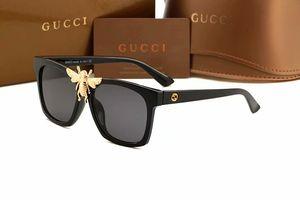 Neue Ankunft Designer Pilot Sonnenbrille Für Männer Frauen Outdoorsman Sonnenbrille Brillen Gold Braun 63mm Glaslinsen