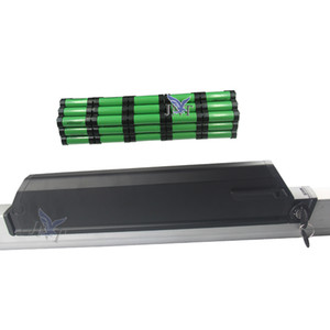 Liberi la casa elettrica della bici massima del dorado della batteria 48V 21ah di corea del leone 18650 35E cell 1000W 850W 750W del motore + carica 2A
