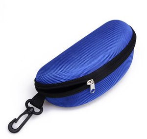 11 Colors Sunglasses Reading Glasses Carry Bag Hard Zipper Box Travel Pack Pouch Case New
