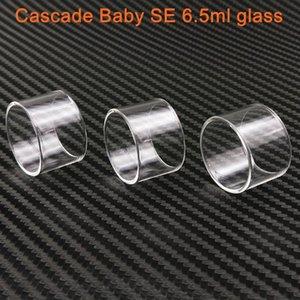 Vaporesso Cascade Baby SE 용 6.5ml 연장 유리 튜브 vape 유리 탱크 ecig 액세서리 무료 배송