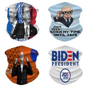 2020 Otoño Invierno Nueva Biden Máscara diseñador de gama alta de la Seda regalo Biden Máscara Mantón cuatro estaciones Super Cara Biden raso máscara # 373