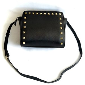Wholesale Luxury Shoulder Bag Women Bags Designer With Logo Messenger Rivets Bags Pu Leather Hign Quality Bags#284
