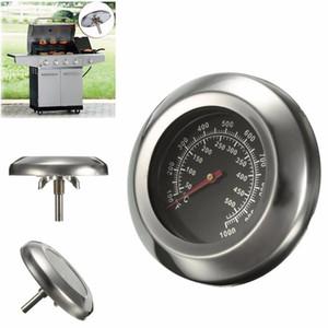 الشواء الشواء BBQ حفرة مدخن الشواية ميزان الحرارة درجة الحرارة مقياس