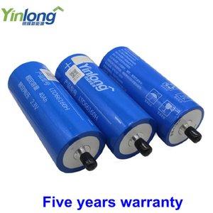 Yinlong 2.3V 40AH 66160 LTO-Batterie Lithium-Titanat-Batterien 6pcs viel für Photovoltaik-Powe EV Golfcart Lithium-Titanat-Batterie