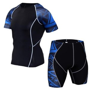 High Quality Loose Men's Sport Suits Quick Dry Running sets Clothes New Sports Joggers Training Gym Fitness Jogging Tracksuits