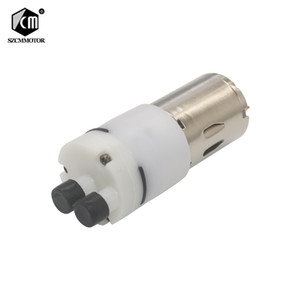 Free Shipping Whosale Small Water Pump with 12 volt dc motor low Noise Large flow for Coffee Machine