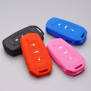 Silicone Rubber car key fob cover case shell holder set for Geely emgrand EC718 EC715 Global Hawk GX7 remote superies