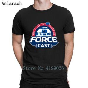 Force Cast T Shirt Fitness Printed Casual Sunlight Stars Mens Streetwear Shirt war Size S-3xl Standard Pop Top Tee Stylish Silly