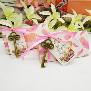 Sugar Box Triangle europäischen Stil High Grade Candy Fall Hochzeit heiraten Artikel Schlüssel Flaschenöffner Factory Direct Selling 0 97my p1