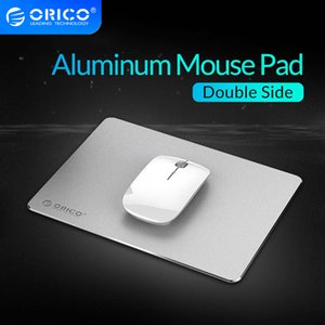 omputer & Office ORICO Gaming Aluminum Mouse Pad Hard Smooth Thin Computer Mousepad Double Side Waterproof Non-slip Hard for Home Office ...
