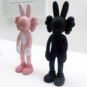 HOT 28 centímetros homem Coelho empregada KAWS boneca boneca da arte tendência