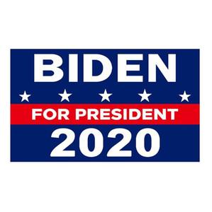 Joe Biden Bayrak Biden Başkan USA 90 * 150cm Büyük Asma Trump 2020 Uçan Bayrak Amerikan Dekor Banner LJJK2172