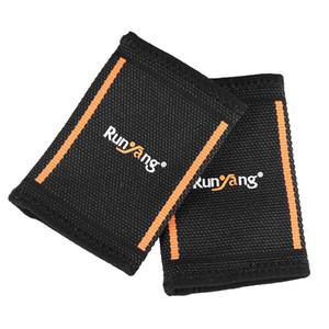 2PCS Wrist Support Gym Haltérophilie Musculation sangles de levage Wraps Protection des mains-poignets Brace protection Wraps