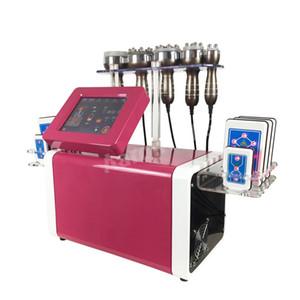 2019 새로운 캐비테이션 무선 주파수 진공 Lipolaser 슬리밍 장비 스킨 셀룰 라이트 제거 체중 감소 살롱 아름다움 기계를 조