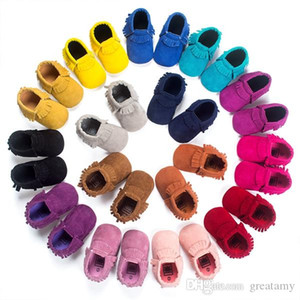 spring autumn high quality baby moccasins kids baby shoes sandals fringe shoes new designed tassel shoes