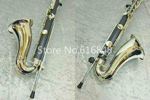 Nuovo arrivo tubo Clarinetto di alta qualità di strumento musicale nero Giove Jbc1000n Bass Clarinet B Flat Clarinet con il caso Bocchino