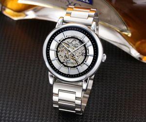 new AR Watch Hot Sale Brand Mens Watches High Quality Mechanical movement Wristwatch luxury Fashion mens Steel belt watch