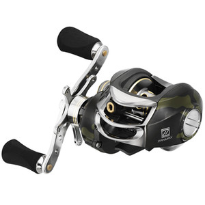 ZANMAX DM120G Right-hand Baitcast Fishing Reel