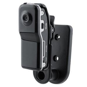 50pcs MD80 mini cámara de seguridad inteligente portátil teleobjetivo de la cámara aérea deportes al aire libre de la cámara de vídeo DV del coche registro de conducir