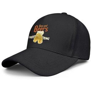 Firestone Walker Brewing Boos And Beers for men and women adjustable trucker cap designer sports custom original baseballhats 805 NL