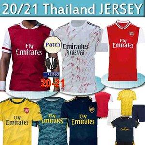 Tailândia Arsen camisa de futebol 20 21 PEPE NICOLAS CEBALLOS HENRY GUENDOUZI SOKRATIS Maitland-NILES TIERNEY 2020 camisa 2021 de futebol Men + Crianças