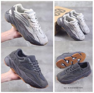 Hot Sale 700 V2 Tephra Og Fashion Outdoor Running Shoes Kanye West High Quality Men Women Sports Sneakers With Box